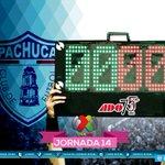 84´2T @Tuzos 0-0 @LeonesNegrosCF Cambio de Pachuca salió 7.Pizarro entró 5.Arreola #MásTuzoQueNunca @tuADO http://t.co/A9D54K5rkR