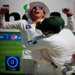 The skipper is definitely pumped up for this match #PakvAus #Cricket http://t.co/1xDGmHvGQc