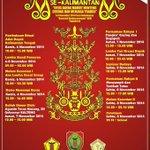 #EventYk @NovaVitaOTT: Pentas Seni & Budaya Dayak Se-Kalimantan XII 6-8 Nov 2014 di Purna Budaya UGM :) http://t.co/x5KRaFffKf