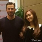 ICYMI: Jessica shares pictures taken with Nicole Kidman, Chris Evans, Jay Chou, and more http://t.co/5KVnxwe7Ez http://t.co/5aJcHBylnx