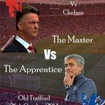 Match day! #MUFC v Chelsea. http://t.co/wKxbRn6hkt