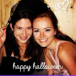 @NicoleLapin The ultimate Halloween #FBF. Halloween 6 years ago today, but still a great picture! http://t.co/bNhwI3nBqH