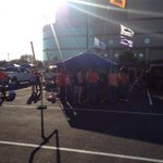 On the bright side, tailgate was a awesome today. #crapgame #greattailgate #UTSA #BirdGang #BirdsUp #GORUNNERS http://t.co/VzdqmsE8eZ