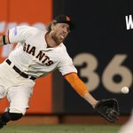 RT @SFGiants: #SFGReplay: Just when you thought @hunterpence was done for the night: http://t.co/q2OGMpvPWo #OctoberTogether http://t.co/oWxsehpy8Q