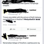 RT @JaDineDGTE: To all KN fans na nagmamalinis, here. How can you explain this? ???? (ctto) Respect Nadine Lustre http://t.co/NdUKx48ntV