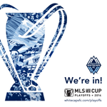 RT @WhitecapsFC: Thats the regular season done with. But were not gonna stop there are we? #VWFC #PlayOffBound http://t.co/XWOLJY1xFT