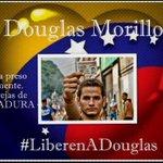 RT @Galeno_pergamo: Sacan a #DouglasMorillo y sus pertenencias d Sebin y dicen q fue llevado a una celda d castigo! #BarrotazoXLaLibertad http://t.co/CsSxs8iYxN