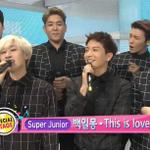 RT @SMTownEngSub: Super Junior Interview on Inkigayo (2/2) http://t.co/J3kMSbhCAa