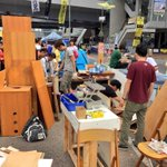 The Admiralty carpentry workshop gets more serious by the day #OccupyHK #UmbrellaMovement http://t.co/kXPIlBkDqX