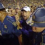 RT @DellengerAdv: Photo by the Advocates Bill Feig. RT @JacquesDoucet: Classic Les Miles #LSU http://t.co/WkgWccxxmg