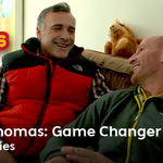 RT @BBCWales: What makes a man an icon? This is Alfie's story…  @gareththomas14: Game Changer • 9pm • @BBCOne Wales