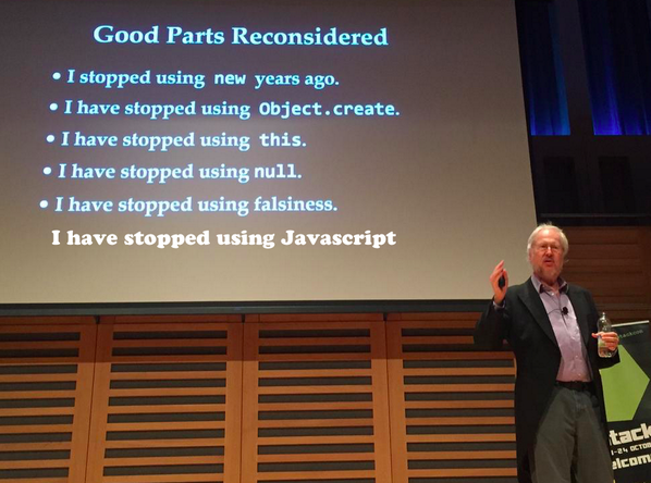 Javascript  The Good Parts Reconsidered http://t.co/PCBIQdp7qL
