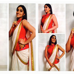 RT @ind_pat: @ReginaCassandra wore a sari by @shilpareddy217 & jewelry by @Athingofjoy at PNLJ audio launch. Love styling her!