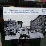 Gezien op het Veerplein in Zwijndrecht. Actie van de buurt. #veerplein #zwijndrecht