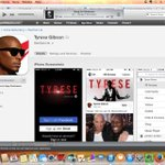 RT @vogue205: @Tyrese Got your app on Itunes :)