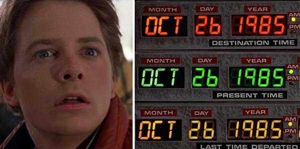 Happy Back to the Future Day! Did you know Michael J. Fox was NOT the 1st actor to play Marty?