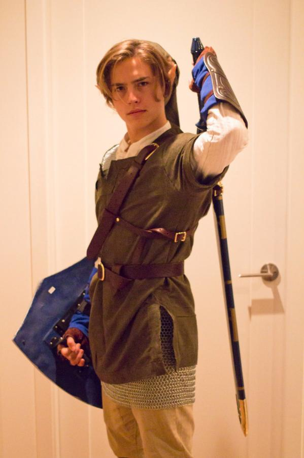 finished up my halloween costume link from thelegendofzelda thanks to http