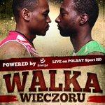 #WalkaWieczoru Kyle Shiloh #ecskosz vs Rocky Trice @SlaskW !!! #tblpl tylko na Polast Sport HD i Polsat Sport News http://t.co/S8FRy6BMW0