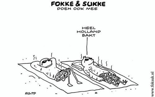 Fokke & Sukke doen ook mee.  #hhb #hhbakt http://t.co/dkkDT9B2At