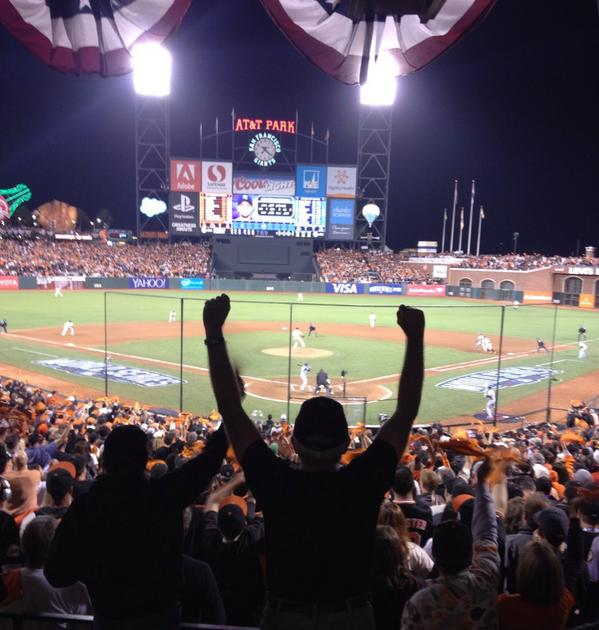No better atmosphere in baseball http://t.co/NHjIwqisFY