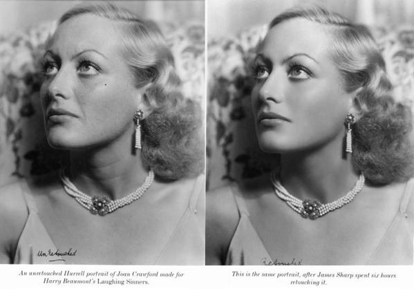 Hollywood, 50 years before Photoshop http://t.co/VDl4EuMUVU