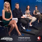 RT @AlonsoFSolis: ONLY 4 DAYS! @ProjectRunway #PRAllStars Season4  Premiere Thursday Oct 30 9|8c on @lifetimetv   With @Alyssa_Milano http:…