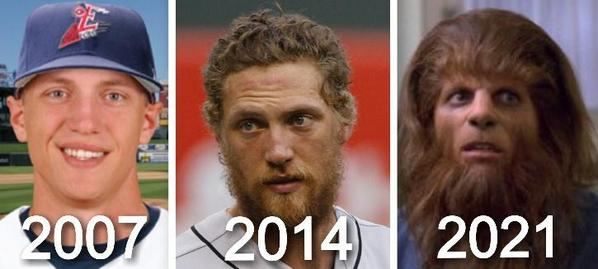 The Evolution of Hunter Pence http://t.co/FHIrxde7n7