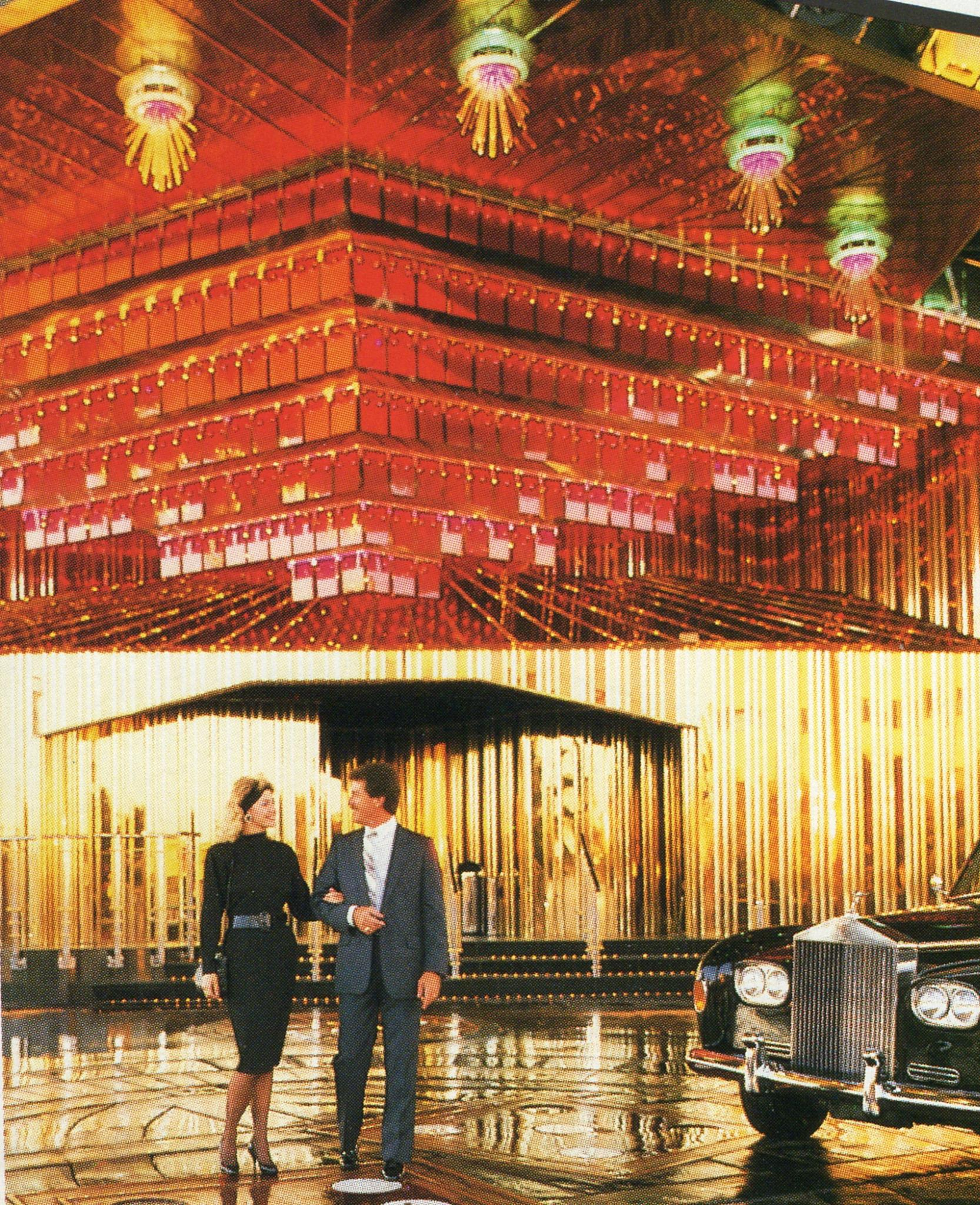 It's 1987 in #Vegas and after massive losses, I'm leaving Bob Stupak's Vegas World in style. http://t.co/J17Aamp4BZ