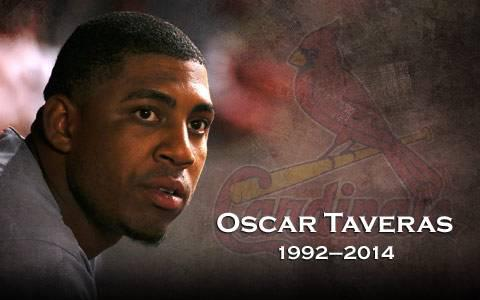 The Redbirds and St. Louis Cardinals mourn the loss of Oscar Taveras: http://t.co/W3o5JTfOeP http://t.co/ePRC5pmUyQ