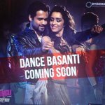 RT @apoorvamehta18: Teaser PROMO of #DanceBasanti- http://t.co/k3nC7mWKZwSong out tomorrow at 5.30 pm on YT/DharmaMovies