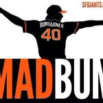 RT @SFGiants: There is only 1 #MadBum   #OctoberTogether #SFGiants http://t.co/PExp283EDO