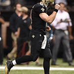 Drew Brees was DOMINANT in 2nd half vs Packers -- 11-11, 123 Yds, 3 TD, 0 Int