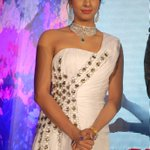 @actressanjjanaa looks gorgeous at launch of a Kannada movie