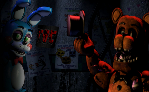 RT @MightyChannel: As if watching us die from heart attacks wasn't enough the first time.. We will be playing FNAF 2 when it's released! ht…