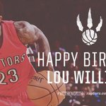 RT @Raptors: Help us wish @TeamLou23 a Happy Birthday today with a RT! #WeTheNorth #RTZ