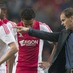 Frank de Boer blikt vooruit op #Ajax' bekerduel met SV Urk. 'We moeten Urk oprollen.' #urkaja http://t.co/elfu61BBc2 http://t.co/qYb2UK4LCM