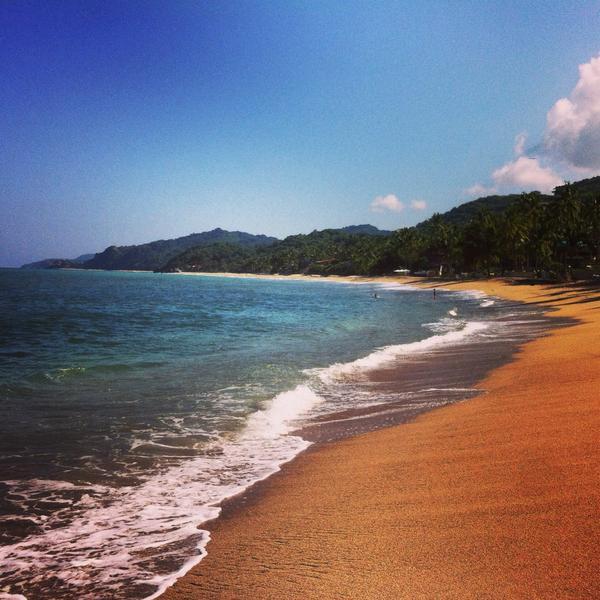 Conozcan Nayarit y la bella playa Sayulita, pueden volar directo a Vallarta con @VivaAerobus ¡Increíble destino! http://t.co/hG2ioyj1ef