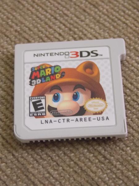 Sper Mario 3D Land