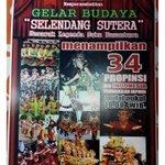 #event | Hari ini terakhir pkl 19, Pentas seni 34prov seIndonesia #sumpahpemuda di Monumen SO 1 Maret (0 km). FREE http://t.co/iVRw4cBkXB