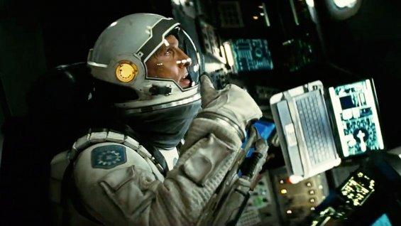 Review: 'Interstellar,' Christopher Nolan aims for the stars in this brainy, gargantuan epic