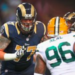 Rams OT Jake Long diagnosed with torn ACL. Long suffered injury in Sunday's loss to Chiefs. (via ESPN's @mortreport)