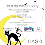 Halloween at @DASHBoutique in Miami! http://t.co/flPb6So0De http://t.co/ct1cdltECr