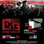 RT @Multi_Viral: TORREÓN: Faltan 10 días para @Calle13Oficial en el Territorio Santos Modelo! Boletos en http://t.co/zkULVhXKt6 http://t.co…