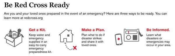 Be Red Cross Ready. Get a kit. Make a plan. Stay informed. #anahawaii http://t.co/KYYTegj3wm