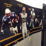 RT @andrewhorton1: New graphics being installed this week at McKenzie. Check out these @GoMocsFB greats! @BusterSkrine @terrellowens http:/…