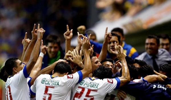 """¡Grande Capiatá! Hizo historia: Le ganó a Boca en Argentina y definirá la serie de local. ¿Se dará la """"catástrofe""""? http://t.co/pSCEvgcIA5"""