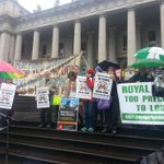 RT @yarra_campaign: PPLV East West Link Rally at Parliament on final sitting day of Napthine govt. #SpringSt #auspol http://t.co/4LzXC5e4qZ