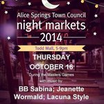 Night Markets TONIGHT 5-9pm - Masters Mile 6pm, cycling Street Sprint 7pm, light sculpture launch 7:45pm. #ASMG2014 http://t.co/2tD1d2ZGpK