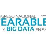 RT @comsalud: I Congreso Nacional de Wearables y #BigData en Salud - Madrid, 18 de noviembre. #Wearables14 http://t.co/wkr1sxLASF http://t.co/61L9eoeMG4
