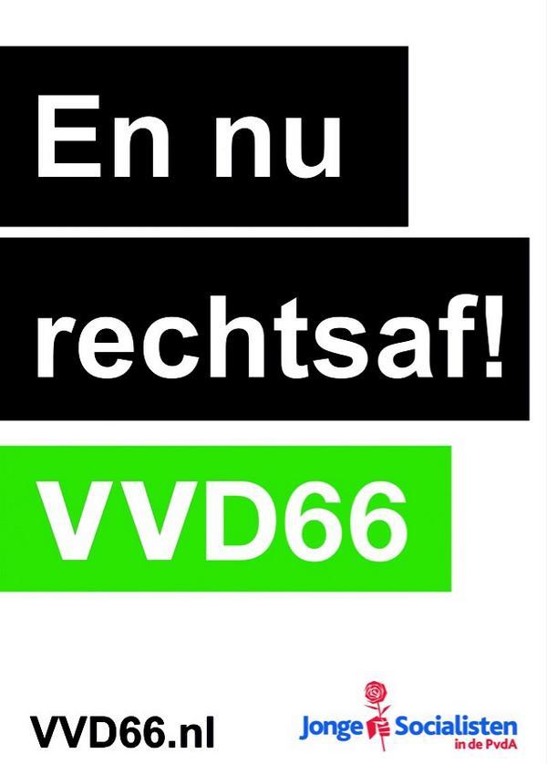 D66 wil extra bezuinigen om de belastingen te verlagen. Zoveelste dieptepunt in de verrechtsing van #VVD66. http://t.co/H631NiDdBe